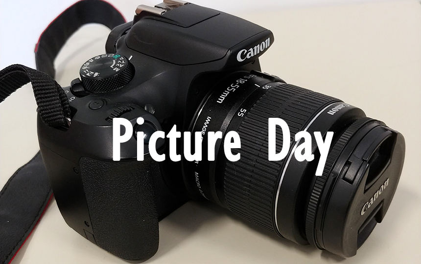 CVA Picture Days set for April 19, 21, and 15