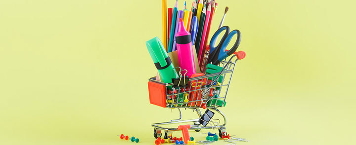 Elementary school supplies lists available