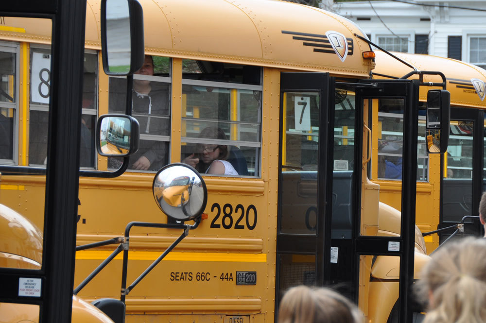 Busing remains the obstacle to bringing back students