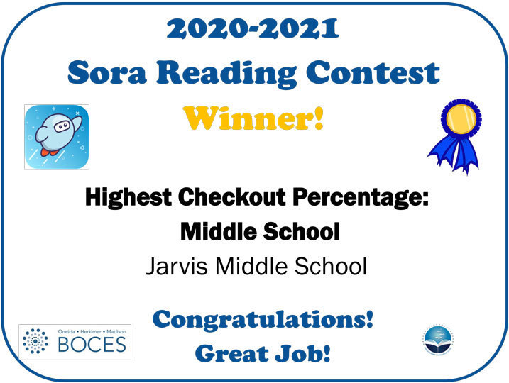 Jarvis wins reading contest