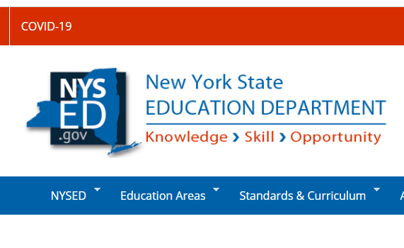 NYSED banner